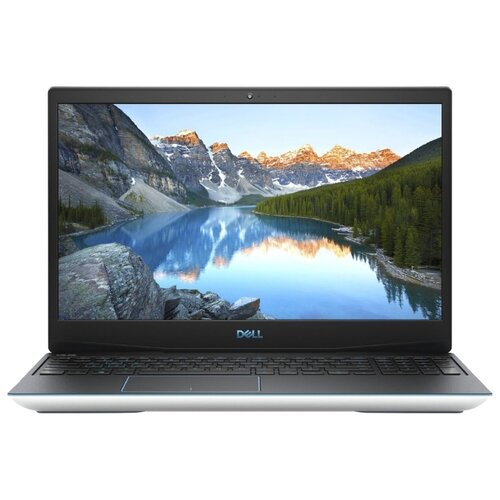 Купить Ноутбук DELL G3 15 3590 (Intel Core i7 9750H 2600MHz/15.6 /1920x1080/8GB/512GB SSD/DVD нет/NVIDIA GeForce GTX 1660 Ti MAX-Q 6GB/Wi-Fi/Bluetooth/Linux) G315-8404 белый
