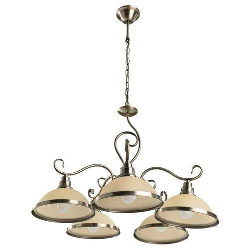 Люстра Arte Lamp Safari A6905LM-5AB, E27, 300 Вт люстра arte lamp barbara a6066pl 5ab e27 300 вт