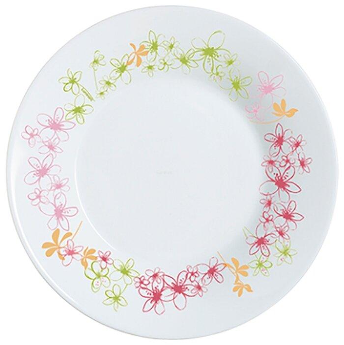 Тарелка суповая ипомея 23см