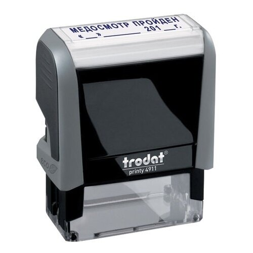 Штамп Trodat 4911P4-3.58 прямоугольный