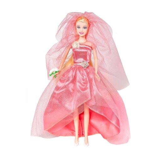 Купить Кукла Defa Lucy Невеста, 29 см, 8341, Куклы и пупсы