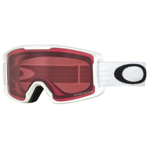 цена на Маска Oakley Line Miner Youth Matte White/Prizm Snow Rose