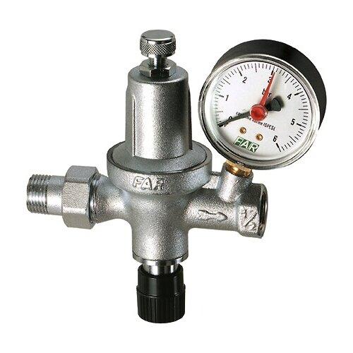 Фото - Редуктор давления FAR FA211012 муфтовый (ВР/НР) Ду 15 (1/2) редуктор давления tim bl2805в