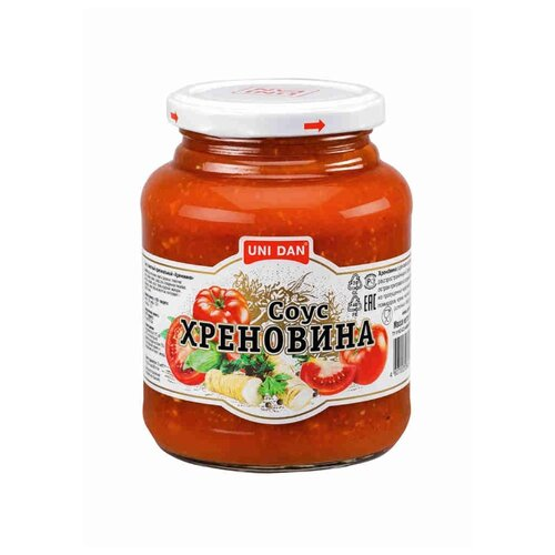Соус UNI DAN томатный оригинальный Хреновина острый, 500 г steely dan steely dan katy lied