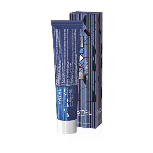 Estel Professional De Luxe Noir краска-уход для волос, 60 мл, 8/41 светло-русый медно-пепельный estel de luxe крем краска для волос базовые оттенки эстель cream 60 мл 151 оттенок 6 41 темно русый медно пепельный
