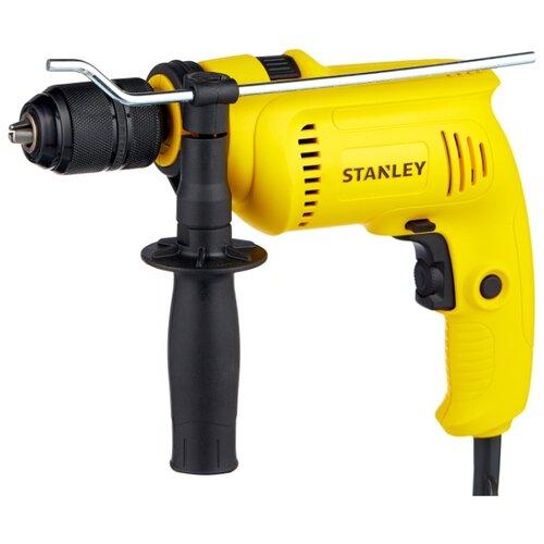 Фото - Дрель ударная STANLEY SDH600C 600 Вт дрель ударная stanley stdh8013c 800 вт