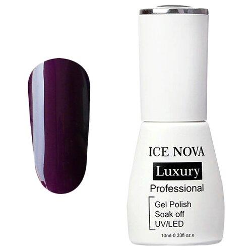 Купить Гель-лак для ногтей ICE NOVA Luxury Professional, 10 мл, 034 wine