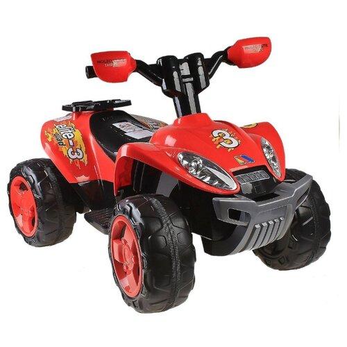Купить Molto Квадроцикл Elite 3 6V красный, Электромобили