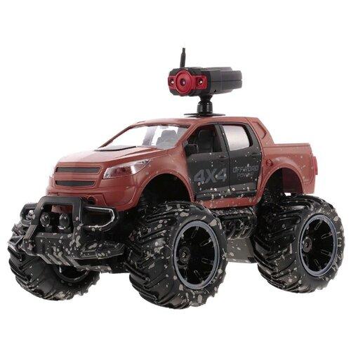 Купить Машинка на пульте управления Crazon CR-18MUD02 Монстр 1/14 2WD электро - Crazon 4x4 Pickup FPV, Радиоуправляемые игрушки