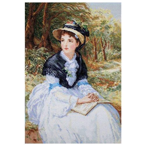 Купить Алиса Набор для вышивания крестиком Счастливые мечты 28 х 37 см (4-09), Наборы для вышивания