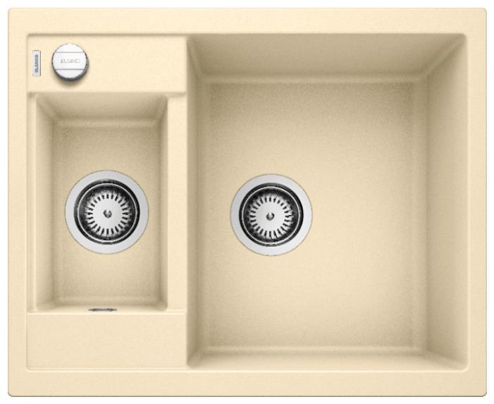 Врезная кухонная мойка Blanco Metra 6 61.5х50см искусственный гранит — купить по выгодной цене на Яндекс.Маркете