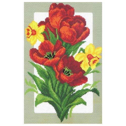 Купить Майский букет Рисунок на канве 28/37 28х37 (20х31) Матренин Посад 505, Матрёнин Посад, Канва