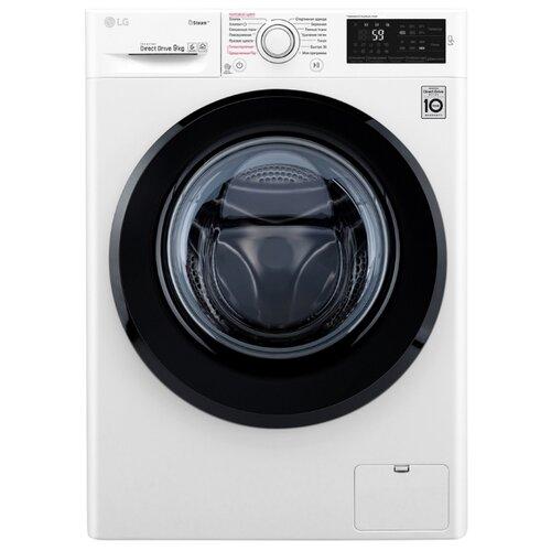 Стиральная машина LG Steam F4M5VS6W стиральная машина lg f10b8qd