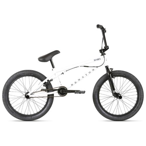 Велосипед Haro 20' Downtown DLX BMX, 20,5' Белый (21343)