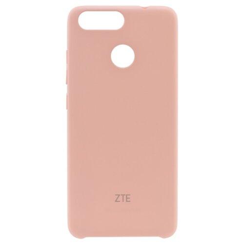 Чехол ZTE Protect Case для ZTE Blade V9 Vita розовый чехол книжка mypads для zte blade l5 plus zte blade l5 с мульти подставкой застёжкой и визитницей бирюзовый