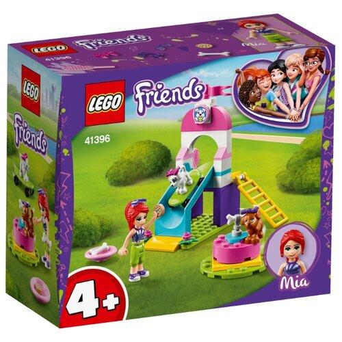 Купить Конструктор LEGO Friends 41396 Игровая площадка для щенков, Конструкторы