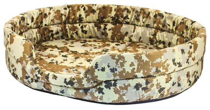 Лежак для собак, для кошек Дарэлл Хантер-Вепрь 6 101х75х19 см