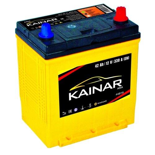 Автомобильный аккумулятор Kainar Asia 6СТ42 VL АПЗ о.п. 44B19L автомобильный аккумулятор kainar asia 6ст65 vl апз п п 88d23r