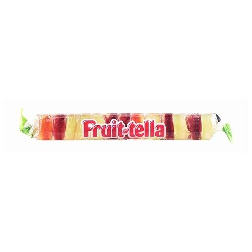 Жевательный мармелад Fruittella с фруктовой начинкой яблоко, персик, малина 52 г марк герер хроники фруктовой революции