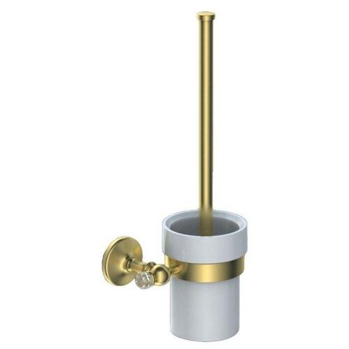 Ершик туалетный Art & MAX Antic Crystal AM-E-2681 золото