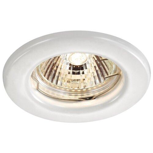 Встраиваемый светильник Novotech Classic 369705 встраиваемый светильник novotech snail 357568