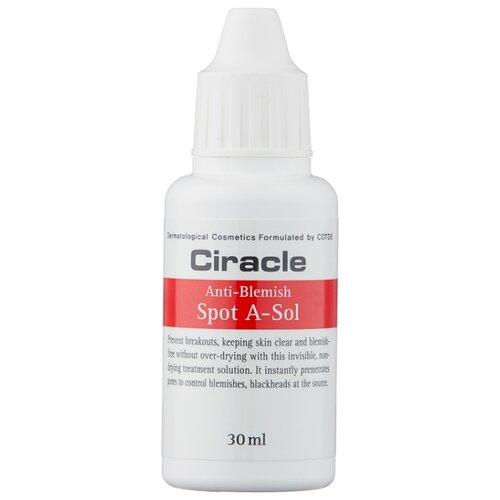 mizon точечное средство от воспалений пудра acence blemish out pink spot 30 мл Ciracle Точечное средство Anti-Blemish Spot A-sol, 30 мл