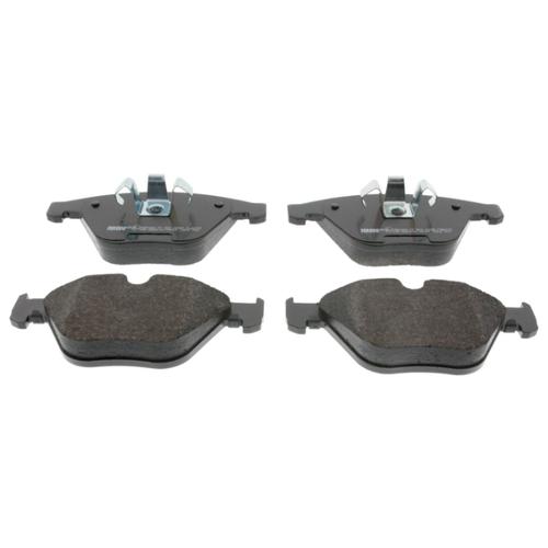 Фото - Дисковые тормозные колодки передние Ferodo FDB4191 для BMW 3 series (4 шт.) дисковые тормозные колодки передние ferodo fdb4446 для mazda 3 mazda cx 3 4 шт