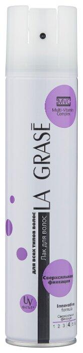 La Grase Лак для волос Сверхсильная фиксация, экстрасильная фиксация