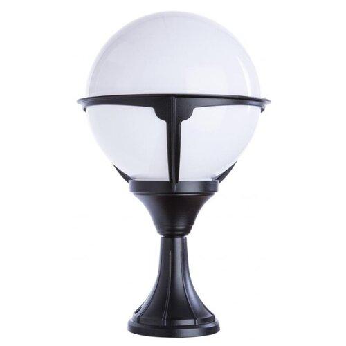 Arte Lamp Светильник уличный Monaco A1494FN-1BK уличный светильник arte lamp a3302al 1bk