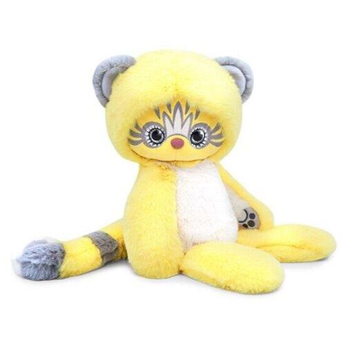 Купить Мягкая игрушка 25см BUDI BASA Эйка (В1) - Желтый (LR25-03), BUDI BASA collection, Мягкие игрушки