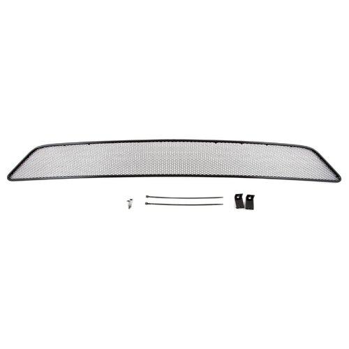 Arbori Сетка на бампер внешняя для SUBARU XV 2013-2015, черн., 10 мм arbori сетка на бампер внешняя для suzuki vitara 2015 2018 2 шт черн 15 мм без декоративной накладки на передний бампер
