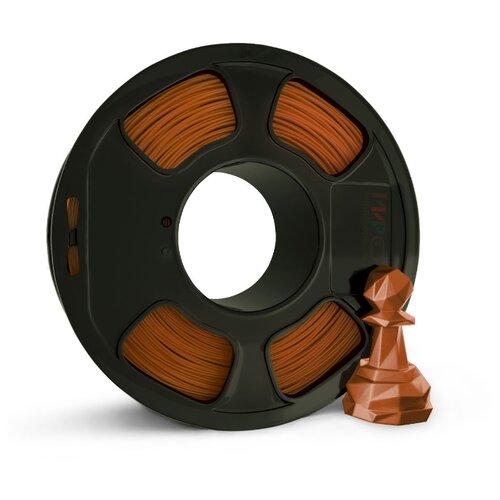 Пластик для 3D принтера в катушке U3Print PETG RED COPPER 1.75 мм 450 гр (Медь)