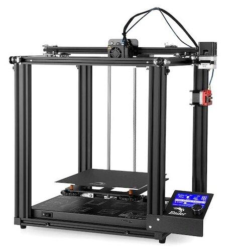3D-принтер Creality3D Ender-5 Pro черный фото 1