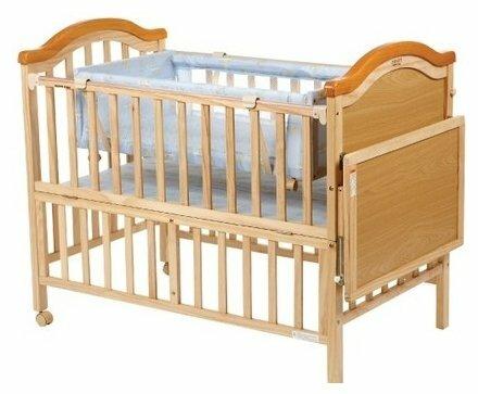 Кроватка Geoby LMY 632