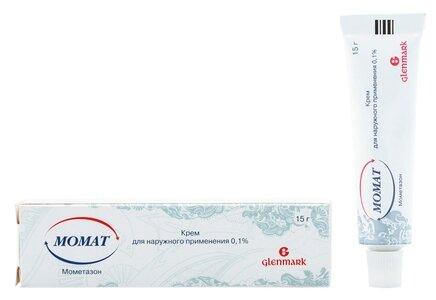 Момат крем д/нар. прим. 0,1% туба 15г