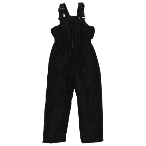 Купить Полукомбинезон Button Blue размер 122, черный, Полукомбинезоны и брюки