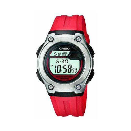 Наручные часы CASIO W-211-4A наручные часы casio w 211 1a