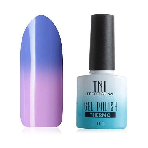 Купить Гель-лак для ногтей TNL Professional Thermo effect, 10 мл, №02 - индиго/сиреневый