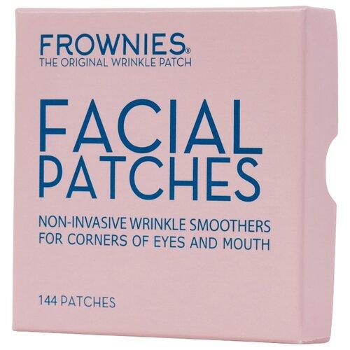 Frownies CEM пластыри от морщин в уголках глаз и области рта, 144 шт.Маски<br>