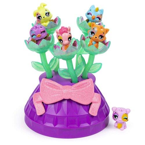 Купить Игровой набор Spin Master Hatchimals Весенний букет 6054229, Игровые наборы и фигурки