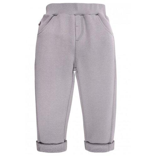 Брюки Мамуляндия 19-921 размер 74, серый брюки akimbo серый 46 размер
