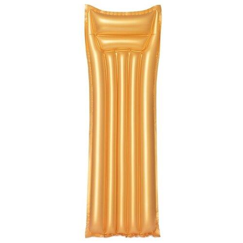 Матрас Bestway Золото 69x183 см золотистый
