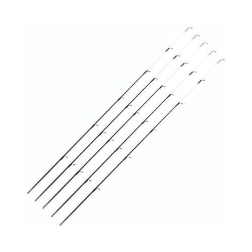 Вершинки сигнальные удилища Feeder Concept Pilot/Salmo Elite, графит, 1.00 OZ, 2.8/550 мм (5 штук)