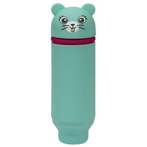 Купить Berlingo Пенал Mouse (PM05625) голубой, Пеналы