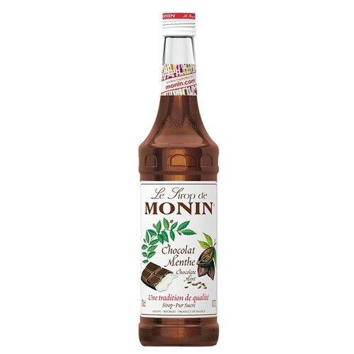 Сироп Monin Мятный шоколад 0.7 л шоколад 100гр лучшему бухгалтеру мятный