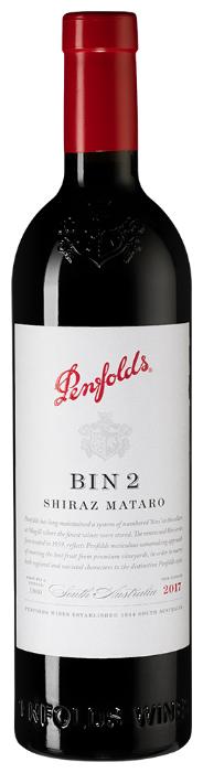 Вино Penfolds Bin 2 Shiraz Mataro, 2017, 0.75 л