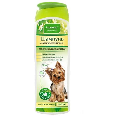 Шампунь Пчелодар с маточным молочком для длинношерстных собак 250мл мыло пчелодар с маточным
