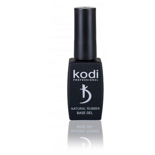 Kodi базовое покрытие Natural Rubber Base 12 мл pink kodi базовое покрытие lint base gel 35 мл прозрачный