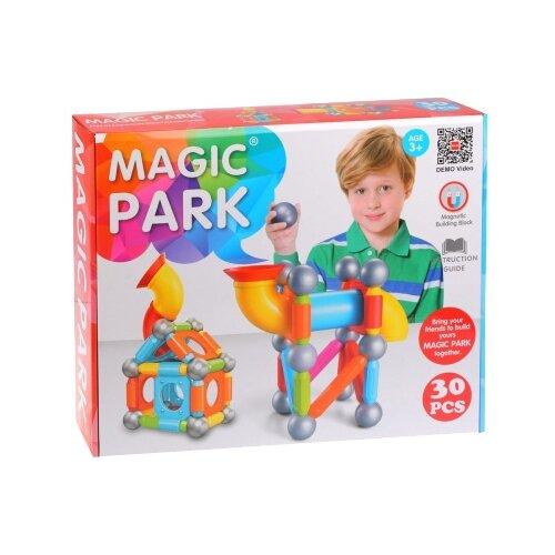 Конструктор Magic Park Magnetic Building Block MP88220 магнитный конструктор игруша magic magnetic i jh6883