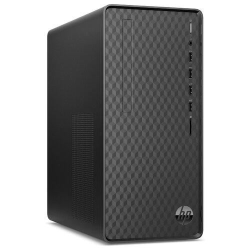 Настольный компьютер HP M01-F1005ur (215P8EA) Intel Core i3-10100/4 ГБ/256 ГБ SSD/Intel UHD Graphics 630/Windows 10 Home черный компьютер